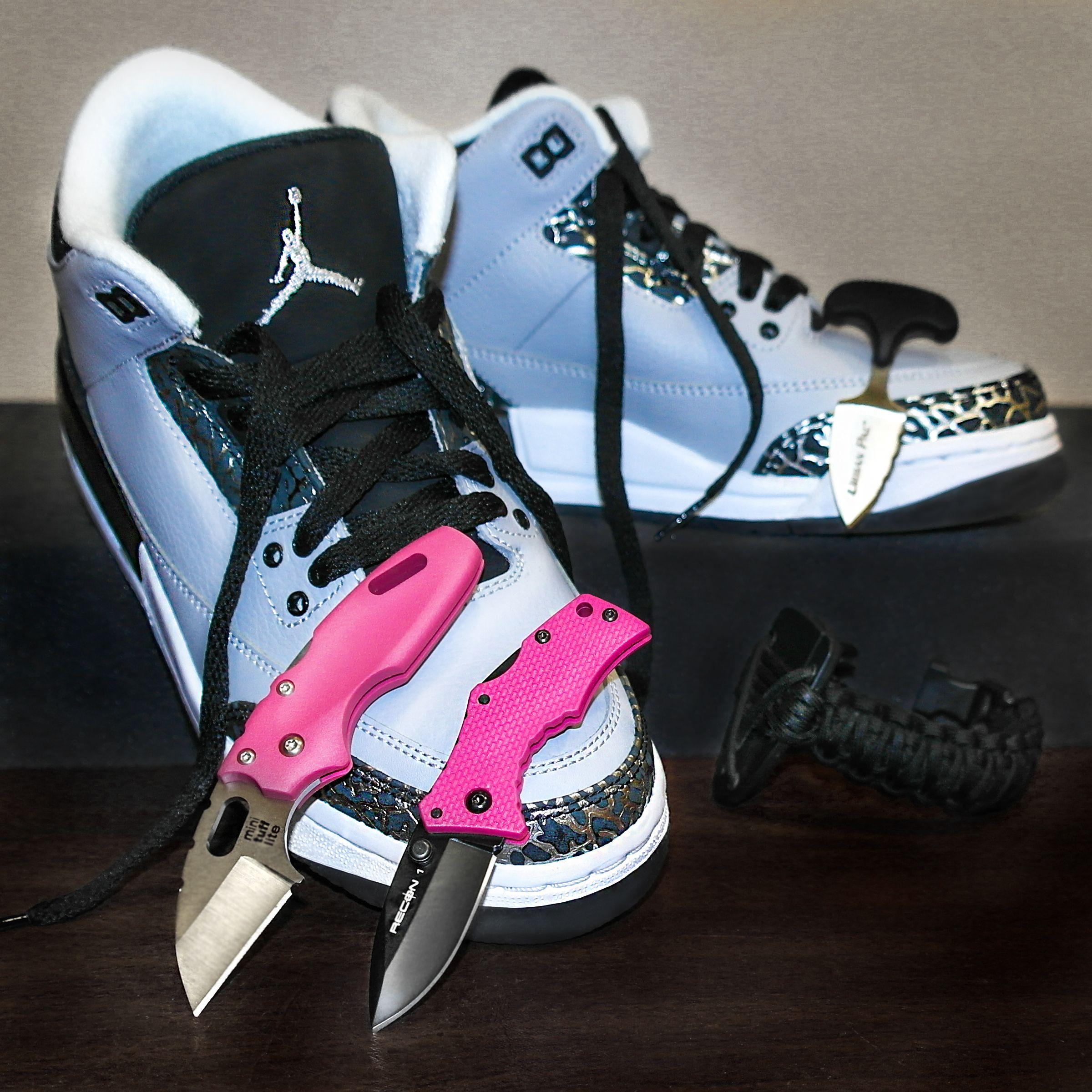 Cold Steel Crew Member EDC Mini Tuff-Lite, Micron Recon 1 & Urban Pal · Jordan  ShoesCold ...