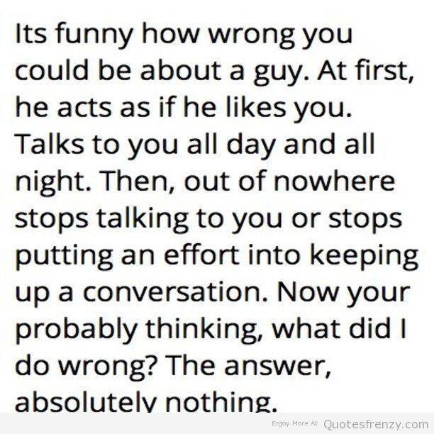 Do Guys Get Confused Their Feelings