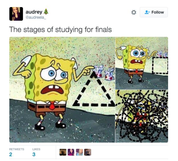Stress Work Week Meme
