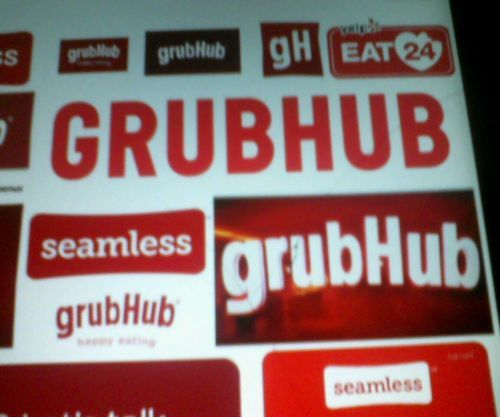 Coupons #GiftCards Grub hub Grubhub Food Delivery Gift card $10 ...