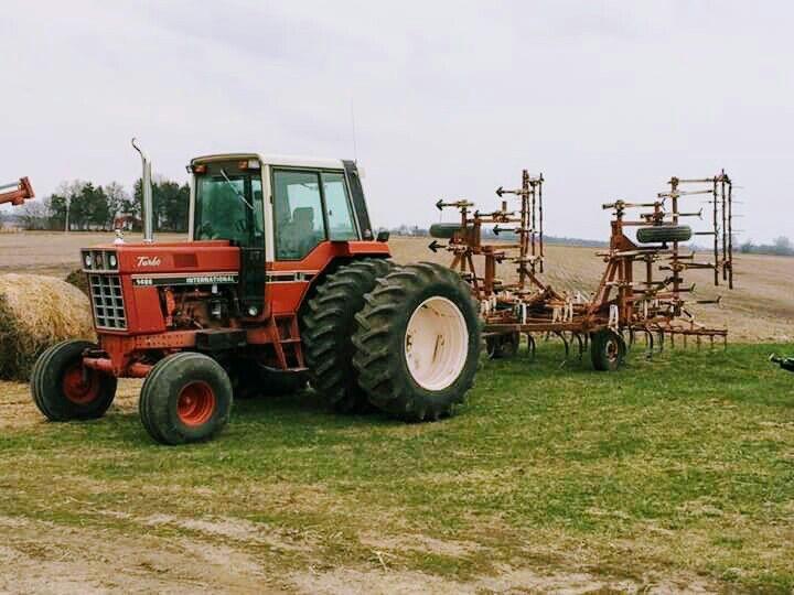 Ih 1486 International Harvester Tractors Tractors Farmall