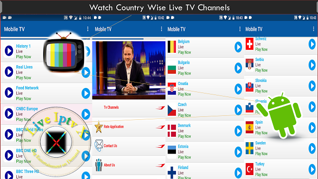 Watch TV Stream Online Mobile Tv Live Tv Movies APK For