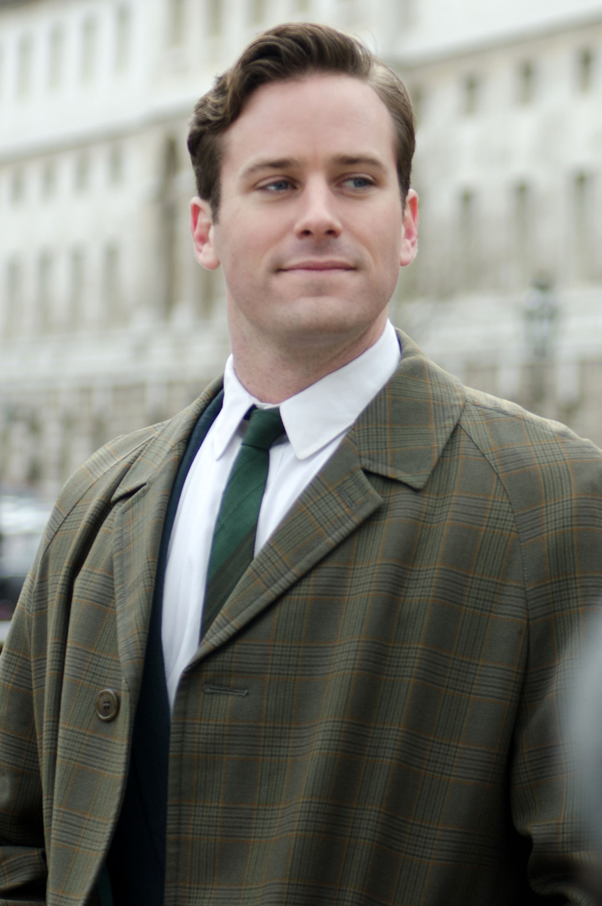 Armie Hammer on 'Final Portrait' and Sequels to 'Man from