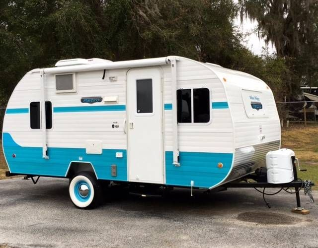 Used Campers For Sale In Florida By Owner >> 2016 Riverside Rv Retro 177se For Sale By Owner Ormond