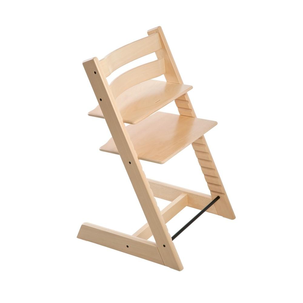 Stokke Tripp Trapp High Chair Natural   Tripp trapp chair