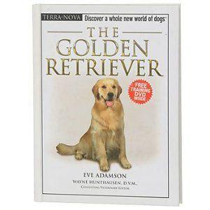 Terra Nova The Golden Retrievers Dog Book From Petco Comdiscover