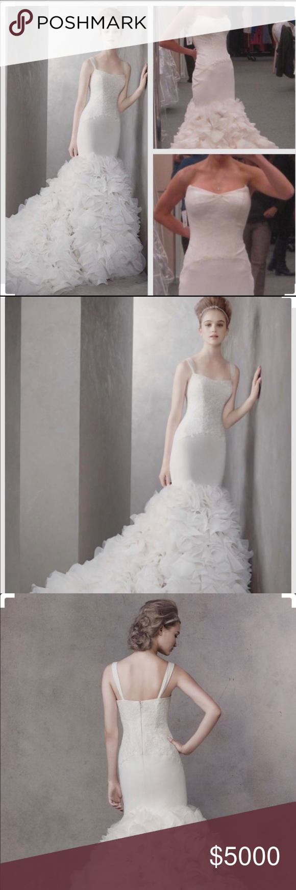 Vera Wang Wedding Dress NWT | Vera wang wedding dresses, Vera wang ...