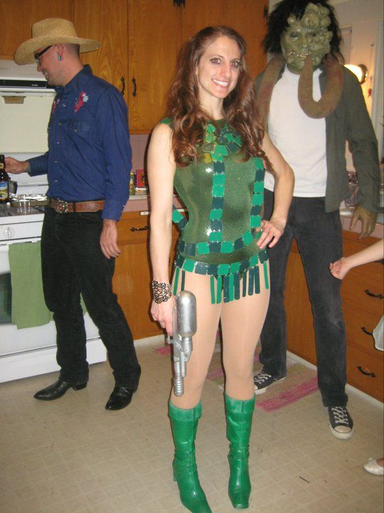 homemade barbarella costume pretty damn good goal learnmakebuild pinterest costumes and halloween diy