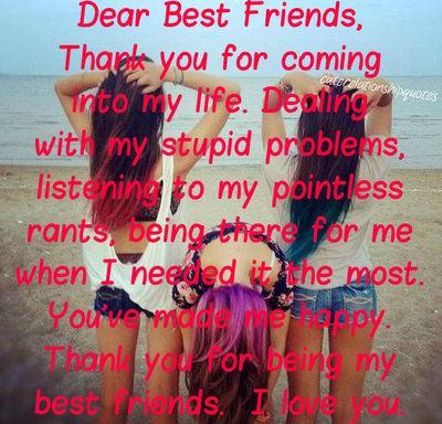 I Love You My Friend