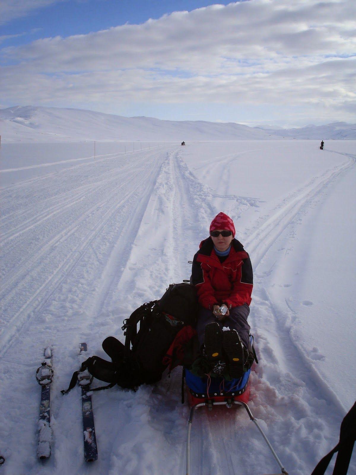 Talviretkeilyn ABC!  :-)  #Talvi  #Lappi  #Retkeily