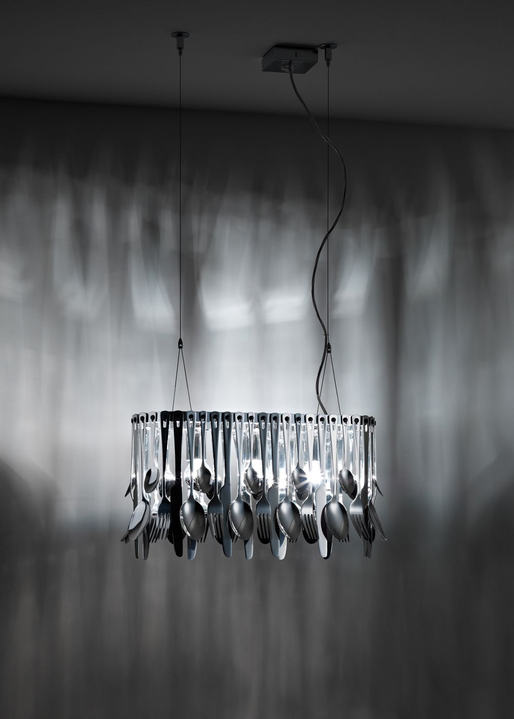 D76 Hungry chandelier - Fabbian Illuminazione | Лампы Eurolampart ...