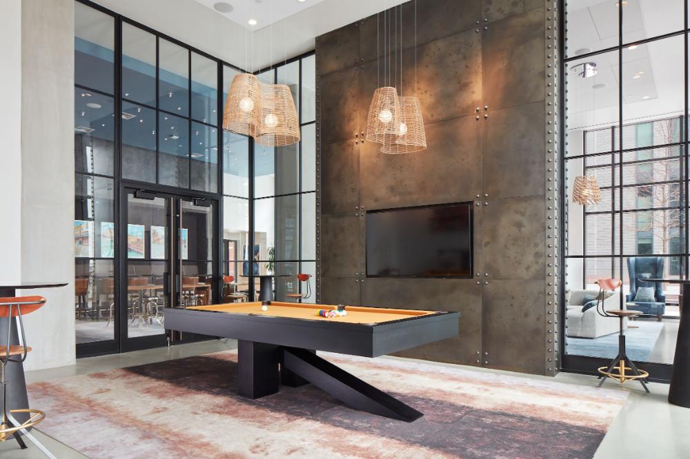 Boston Seaport Apartments & Luxury Lofts Watermark