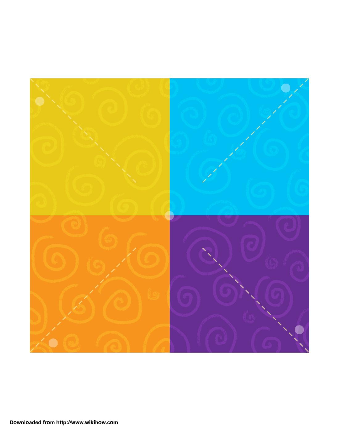 Printable Pinwheel Template | Pinwheels | Pinterest