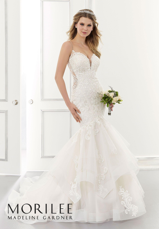 Alexis Wedding Dress Morilee Wedding Dresses Wedding Dresses Videos Bridal Wedding Dresses [ 2630 x 1834 Pixel ]
