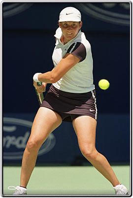 Monica Seles-My most favorite player of all time!!!