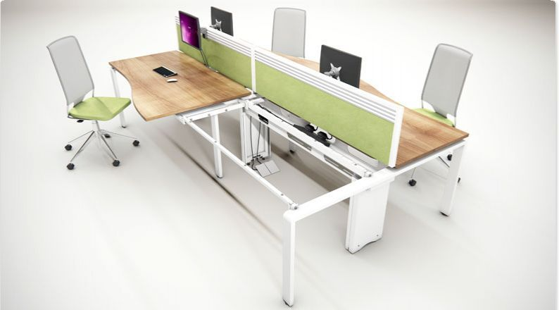 Bench System Modern Office Furniture Uk Office Desks Office Furniture Modern Office Furniture Uk Contemporary Furniture Design