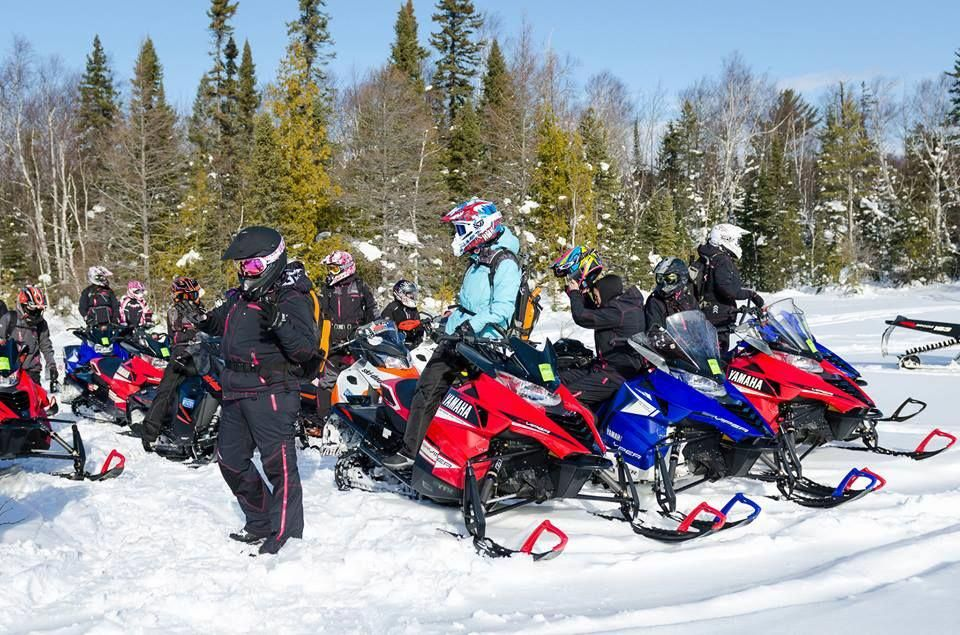 """Awesome """"tow my snowmobile"""" info is available on our web"""