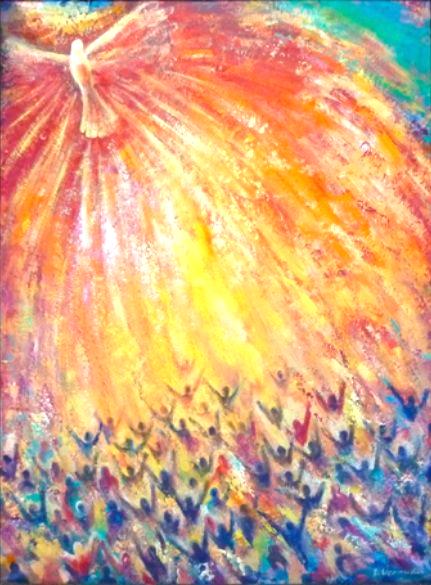 Pentecost 2017 Communion Liturgy & Call to Worship