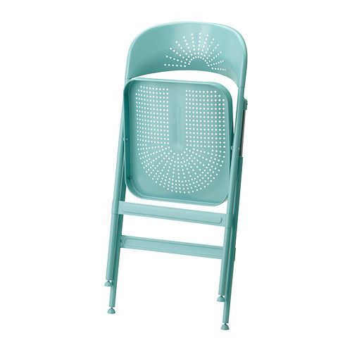 Phenomenal Folding Chair Frode Turquoise In 2019 London Flat Ikea Lamtechconsult Wood Chair Design Ideas Lamtechconsultcom