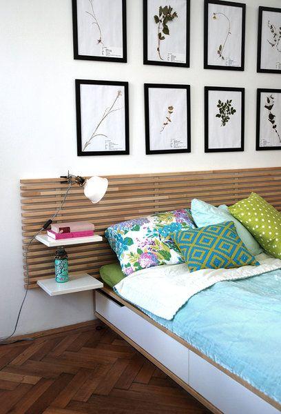 Ich hab ein Bett! Farbe, Liebe und Ikea