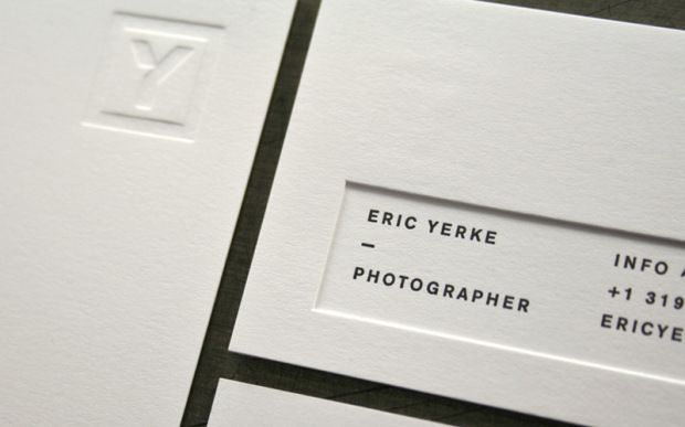 20 Creative Business Card Designs