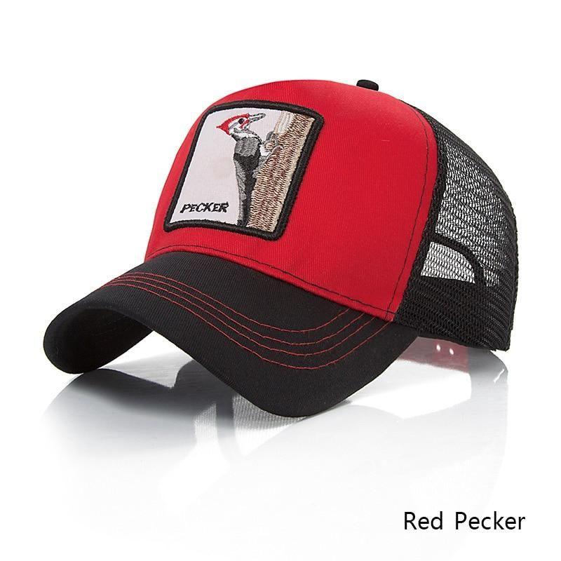 357f4b73 Evrfelan Fashion Animals Embroidery Baseball Caps Men Women Snapback ...