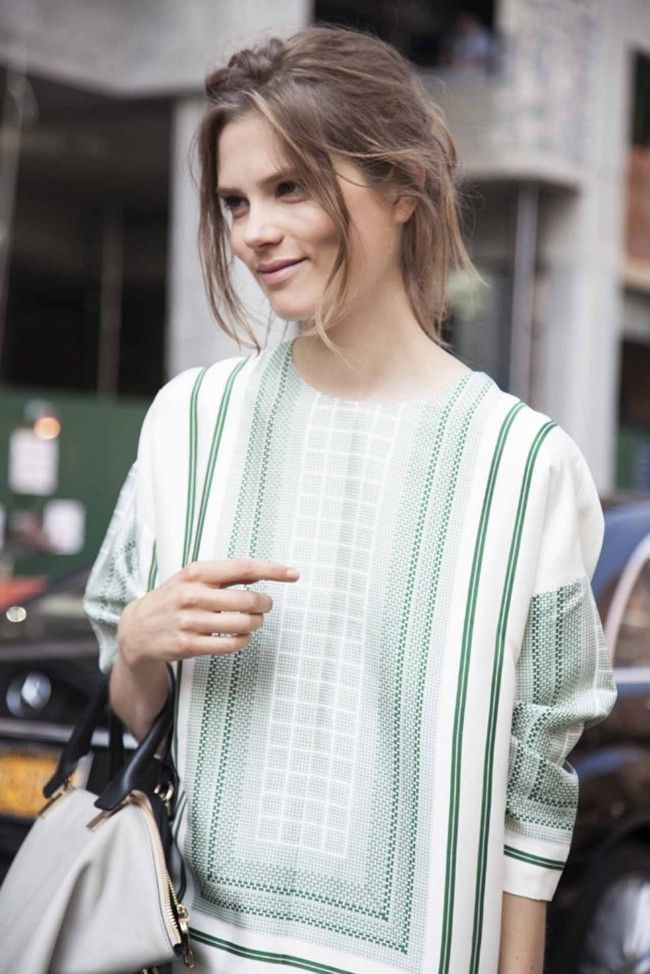 New York fashion week street style spring/summer '14 gallery - Vogue Australia