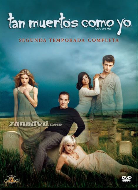 Tan Muertos Como Yo Con Imagenes Serie De Television Series