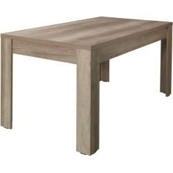 Photo of Dining table Nestorio (angular) – dimensions: 160 x 90 cm (W x D) Steiner