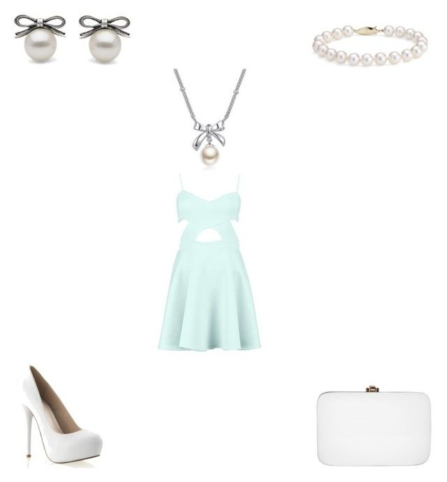 """""""pearl"""" by kiki159753 ❤ liked on Polyvore featuring MBLife.com, Blue Nile and Rocio"""