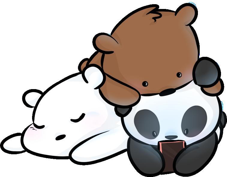 We Bare Bears Grizzly Grizz Panda Ice Bear Bare Bears We Bare Bears Bear Wallpaper