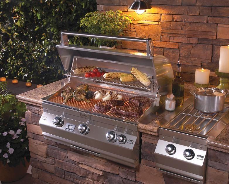 Outdoor-Küchen für jeden Geschmack Einbaugasgrill \ - schöner wohnen küchen