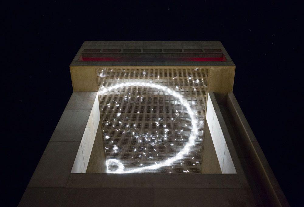 Leo Villareal: Cosmos | Herbert F. Johnson Museum of Art