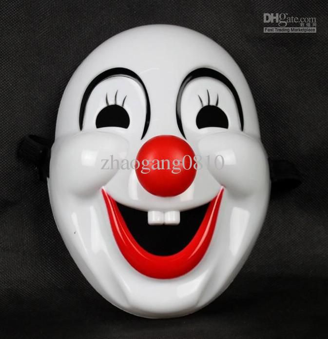 wholesale halloween masks clown mask cool cosplay masks cartoon mask masquerade masks children performing mask - Cool Masks For Halloween