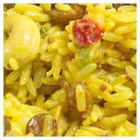 Curry Rice Salad Ingredients Curried Rice Salad Recipes Rice Salad