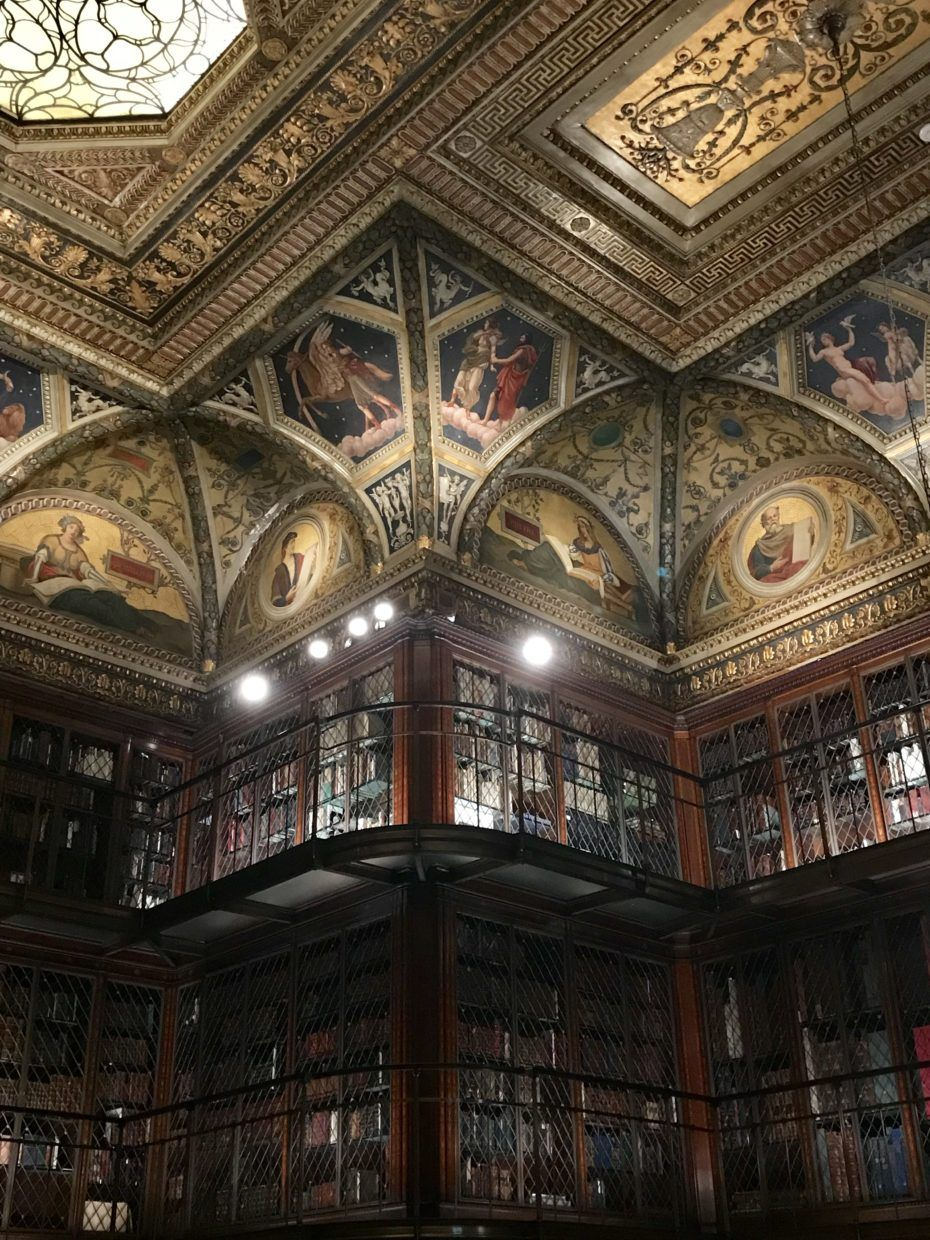 Your Dream Fairytale Library Is Hiding In Midtown