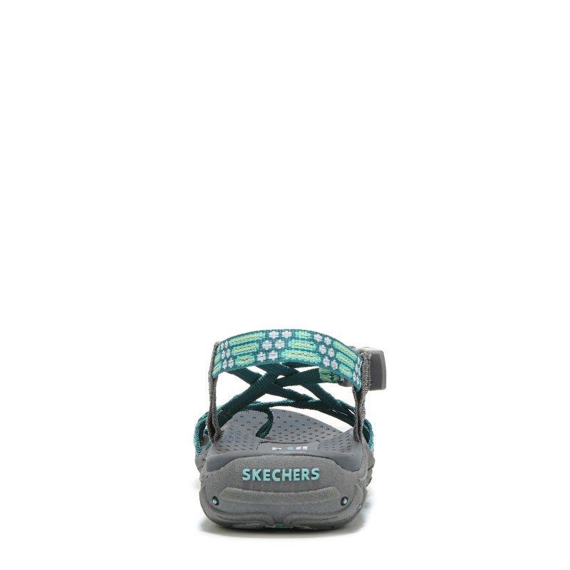 a72e554b7 Skechers Women s Reggae Loopy Sandals (Mint) - 11.0 M