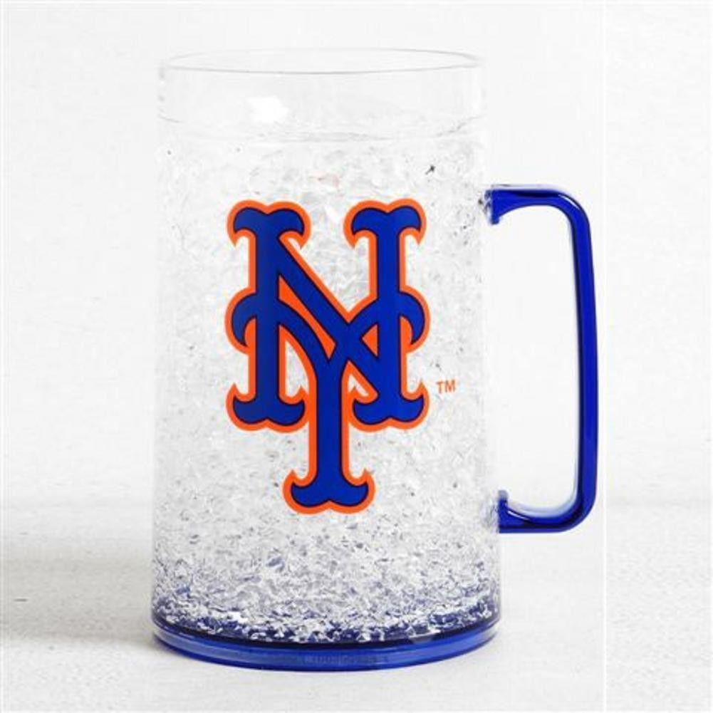 36-Ounce Crystal Freezer Monster Mug - New York Mets