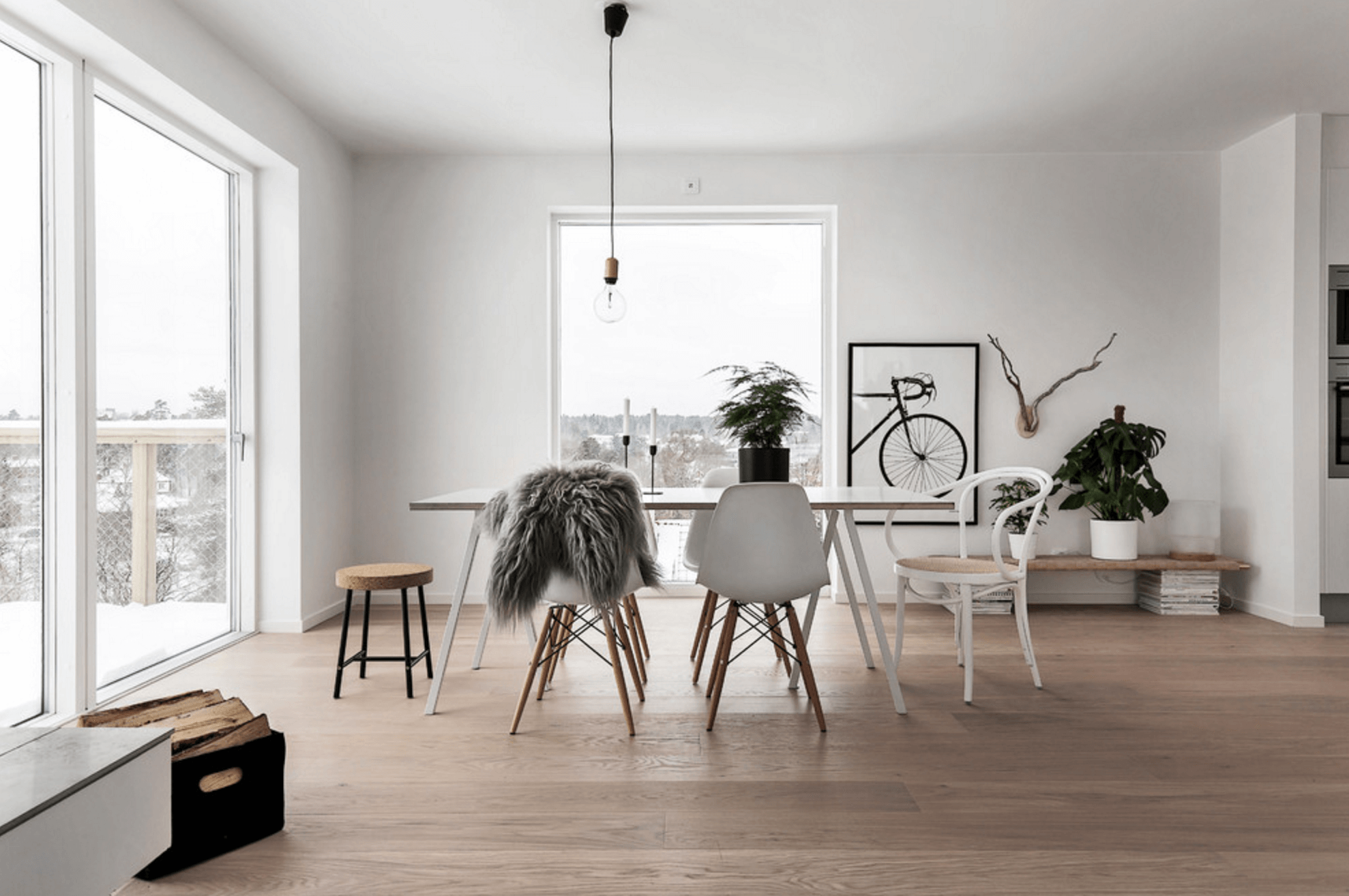 Known for its simplicity, function, and connection to the outdoors, the  possibility of Scandinavian Interior Ideas has spread it all over the world.