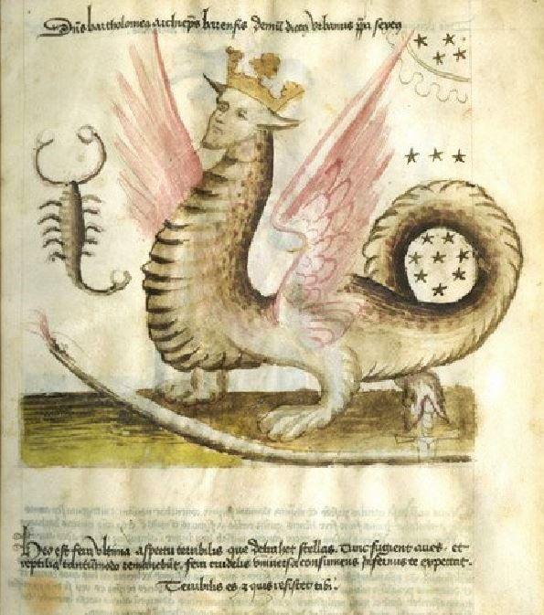 Image result for vaticinia de summis pontificibus