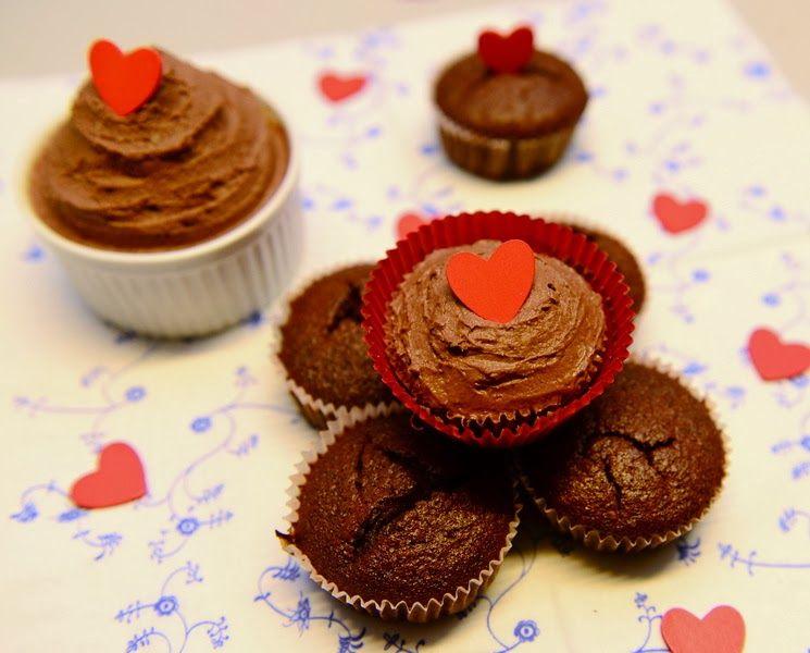 Madgudinden: Syndige Chokolade-muffins