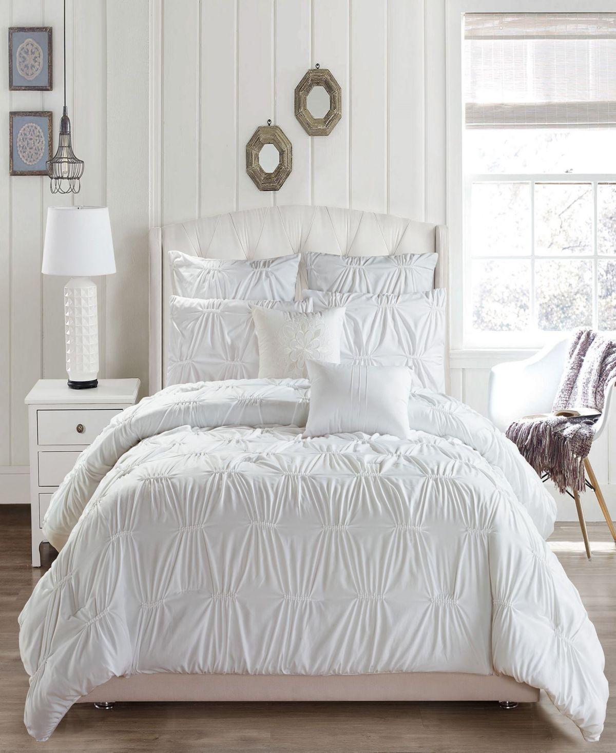 Duck River Textile Akita 8 Piece Queen Comforter Set Reviews