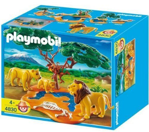 Playmobil Lion Pride With Monkeys By Playmobil 38 99 9 8 X 7 9