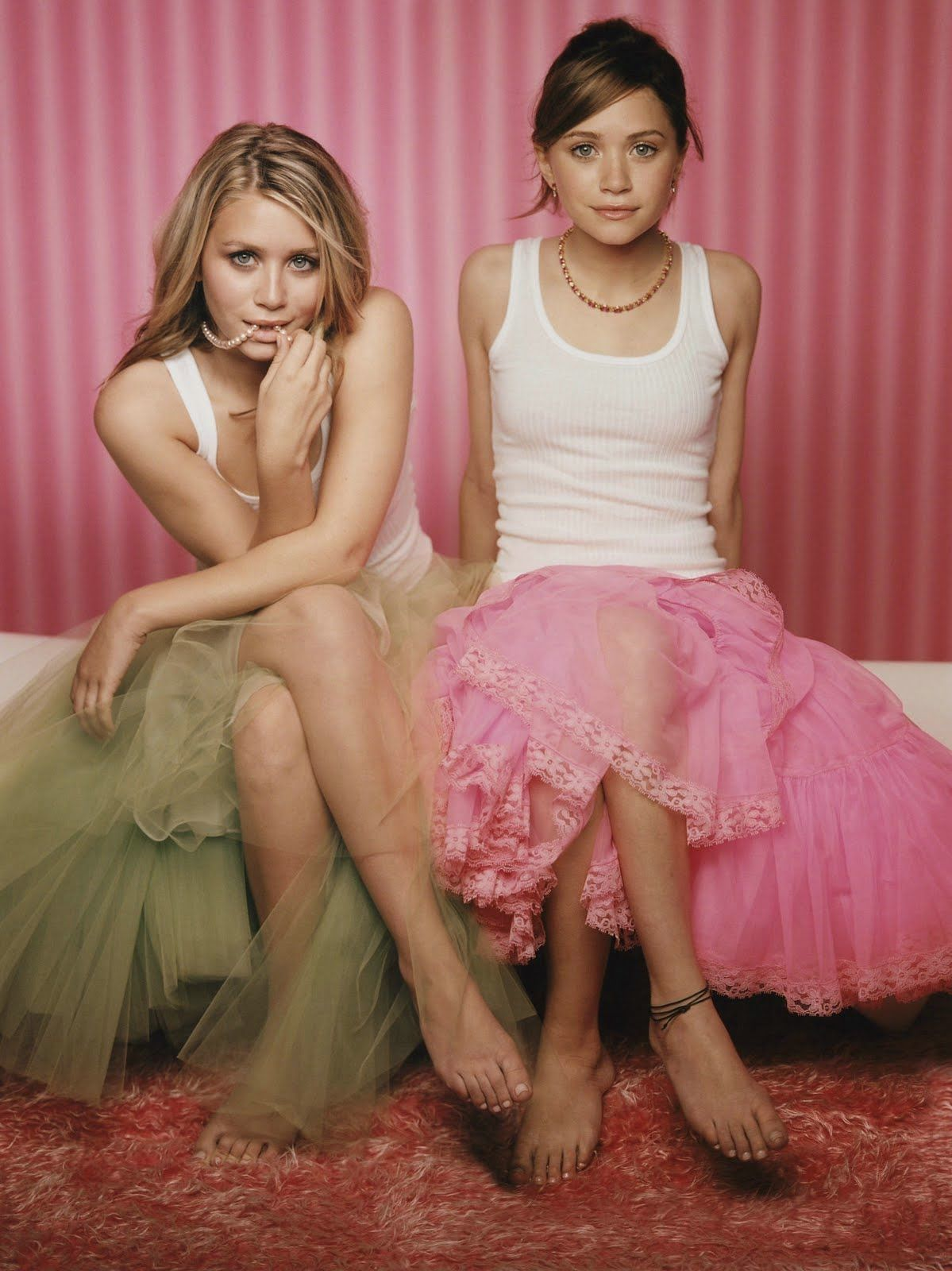 Mary kate and ashley olsen boobs agree
