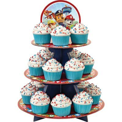 Wilton PAW Patrol Cupcake Stand 11 3/4in x 16in