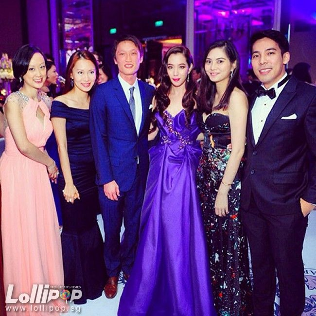 Vanness Wu And Arissa Cheo S Wedding In Singapore