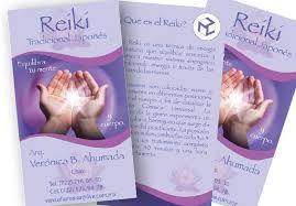 Resultado de imagen para tarjetas de presentacion reiki