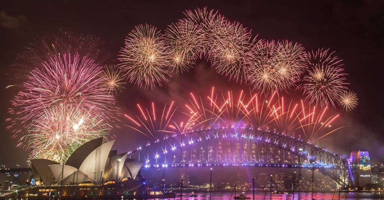 Image result for happy new year 2020 sidney