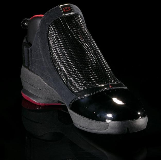 Tenis Nike Air Jordan Xix De Charol