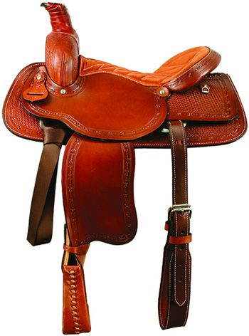 Nash Saddlery Texas Star Roping Saddle | ChickSaddlery com